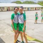 Een basisschool kiezen in Willemstad Curaçao