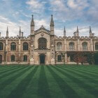 Cambridge University Summer School in 2019
