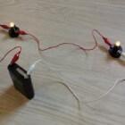 Elektriciteit voor jong en oud: een serieschakeling