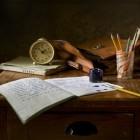 Uitleg over vaardigheidsscore en grafiek in leerlingrapport