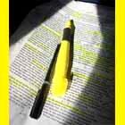 Tekstmarkers of markeerstiften zijn populaire schrijfwaren