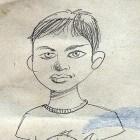 Teken geen symbolen; portrettekenen naar levend model