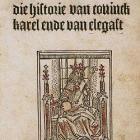 Boekverslag: Karel ende Elegast