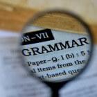 Nederlandse grammatica, zinnen ontleden