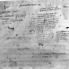 Het oudste Nederlandse zinnetje