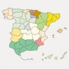 Spanje: politieke indeling: Autonome Gemeenschappen