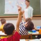Woordenschat 'de school' Nederlands-Engels-Frans