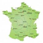 Europese landen en hoofdsteden - Locatie en inwoners